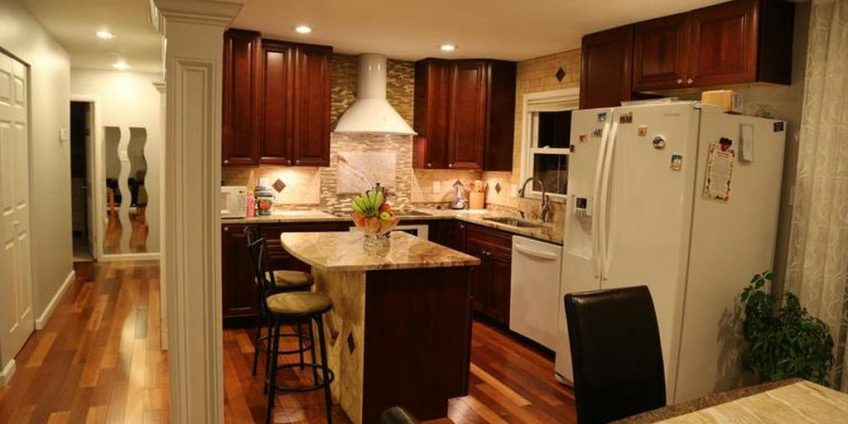 Kitchen Remodelling In Columbia
